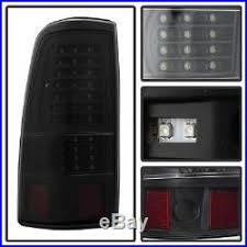 2006 gmc sierra tail lights 1999 2006 gmc sierra 1999 2002 chevy silverado full led tail lights