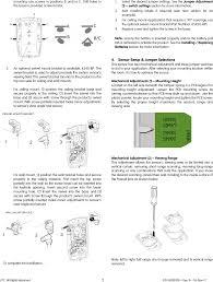 can you put a motion sensor on any light 6540upi z wireless motion detector user manual users manual utc fire