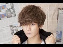 nice koran hairstyles cute korean hairstyles for school boys youtube