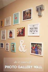 Gallery Art Wall Diy Photo Gallery Wall Best Of Decor Disney Lifestyle Photography
