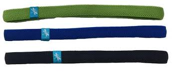 headbands that stay in place headbands for black lime and blue stretchy headbands for