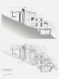 steep hillside house plans house plan unique house plans for steep sloping lots house plans