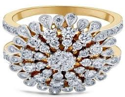 beautiful big rings images Chunky rings big is beautiful the caratlane edit jpg