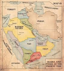 The Middle East Map by The Middle East 1940 By Edthomasten On Deviantart