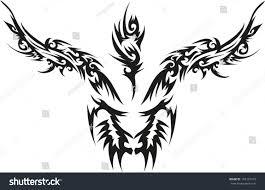 devil tattoos stock vector 148137419 shutterstock