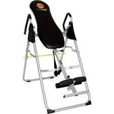 body power health and fitness inversion table the body power it8020 gravity inversion table adjusts to 3 positions
