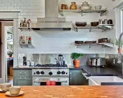 kitchen backsplash height cabinets contemporary capital hill kitchen with stainless steel
