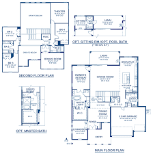 Palm Harbor Floor Plans by Gasparilla A New Home Floor Plan At Innisbrook Signature By Homes