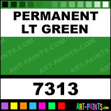 Light Green Paint Colors by Permanent Lt Green Oil Colors Oil Paints 7313 Permanent Lt