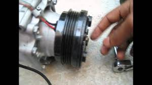ac compressor and drier replace 1999 honda civic youtube