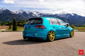 volkswagen gti blue sky blue air runner vw golf mk7 gti u2014 carid com gallery