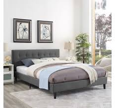 Discount Platform Beds Buy Platform Fabric And Leather Beds King U0026 Queen Size In Mumbai
