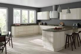Cream Kitchen Cabinets Cream Kitchen Cabinets Gloss Kitchen And Cream Kitchens On