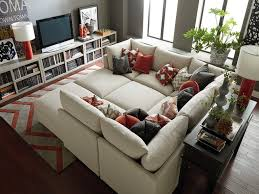 living room beckham sofa west elm diy pit couch sectional on