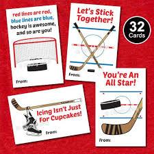 hockey valentines cards 32 youth hockey valentines cards hockey elements saucy mitts