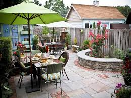 Backyard Easy Landscaping Ideas by Easy Patio Backyard Landscaping Ideas Home Design Ideas 2017