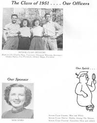 cradock high school yearbooks 1951 cradock high school yearbook