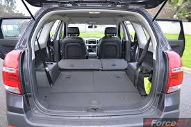 nissan rogue boot space comparison holden captiva 7 ls 2015 vs ford escape 2016