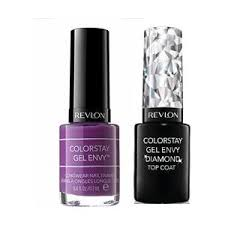 amazon com revlon colorstay gel envy longwear nail enamel