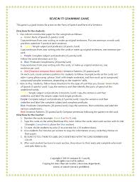 parts of a resume worksheet resume for your job application