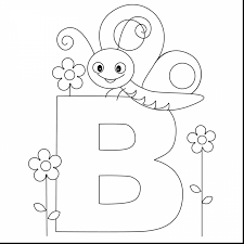 terrific letter coloring pages with letter a coloring page