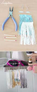 home made earrings 36 diy jewelry ideas diy projects for