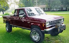 1986 ford ranger 4x4 ford ranger xlt 4x4 motoburg