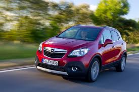 opel mokka 2017 new opel mokka big on agility low on fuel consumption