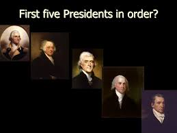 first five presidents chapter 11 national and regional growth ppt video online download