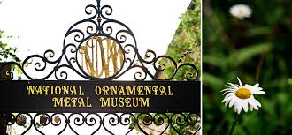 national ornamental metal museum amydale photography