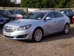 vauxhall insignia white used silver vauxhall insignia for sale cambridgeshire