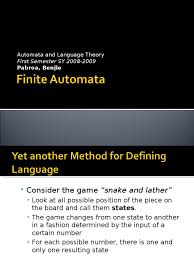 chapter 5 finite automata automata theory string computer