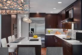 Long Galley Kitchen Designs Large Galley Kitchen Design Luxurious Home Design