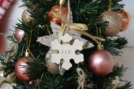 personalized christmas tree hanging decorations wooden craft