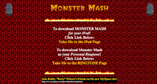 halloween songs monster mash what if the events depicted in