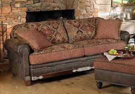 rustic pull out sleeper sofa reclaimed furniture design ideas