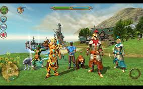 best android mmorpg celtic heroes 3d mmorpg android apps on play