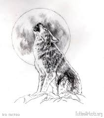 wolf and moon artists org