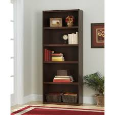 Sauder Five Shelf Bookcase by Product