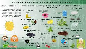 21 home remedies for herpes treatment home remedies