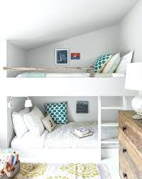 kids bunk beds with slide for small spaces u2013 small home ideas