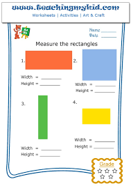 measure the rectangle archives teaching my kid