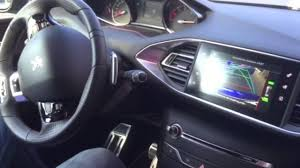 the peugeot family parking with the peugeot 308 sw gt youtube