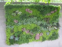 another green world vertical garden utilizing bright green usa system
