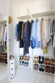 Clothes Storage Ideas For Small Spaces 1323 Best Closets Images On Pinterest Dresser Closet Space And