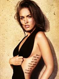 meaning behind celebrity tattoos