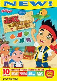 amazon kellogg u0027s disney jake land pirates fruit