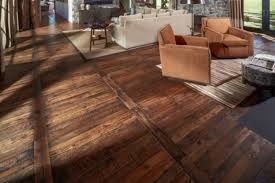 how to install rustic wood flooring pro construction guide