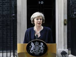 Members Of British Cabinet Theresa May U0027s Cabinet New Prime Minister Praised For Having