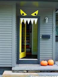 door decorating ideas frighteningly fabulous